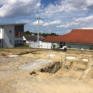 Construction Diary: The Deep Foundation Work.