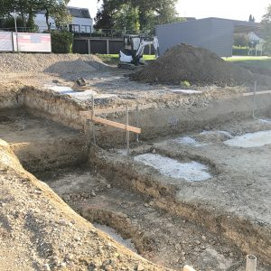 Construction Diary: The Preparations For The Floor Slab Will Soon Be Complete