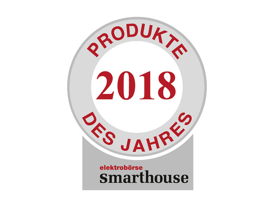 Elektrobörse Smarthouse, Product Of The Year 2018