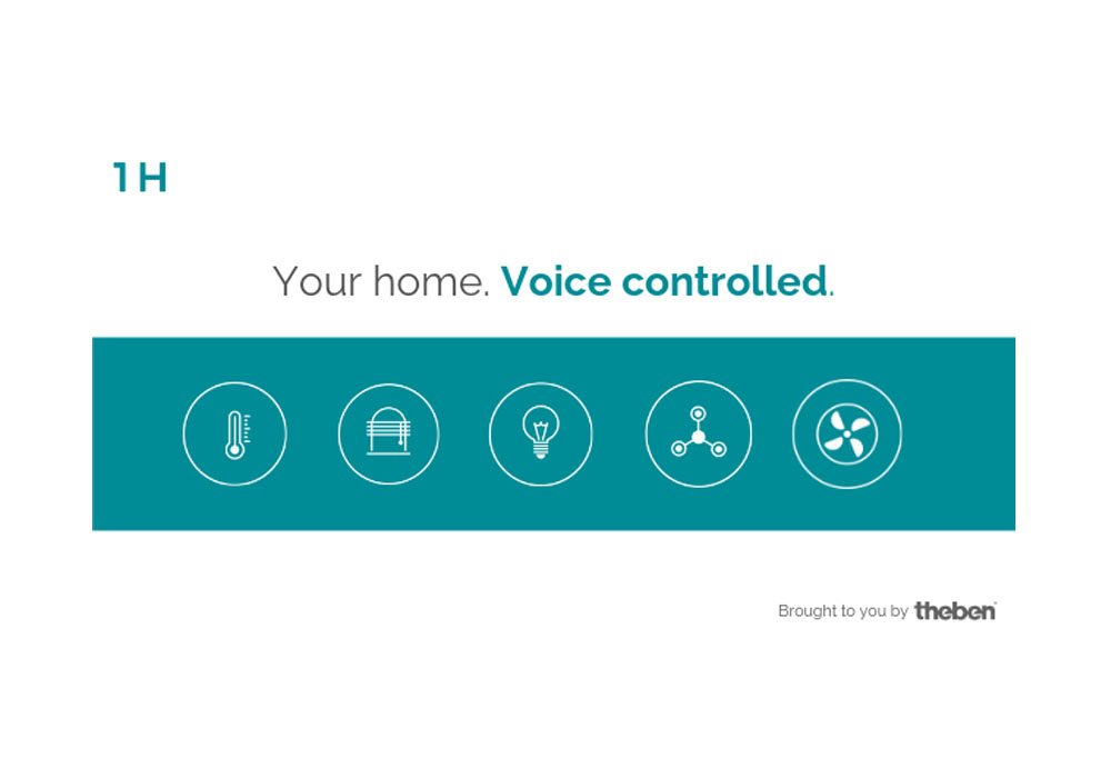 Voice Control System With 1home