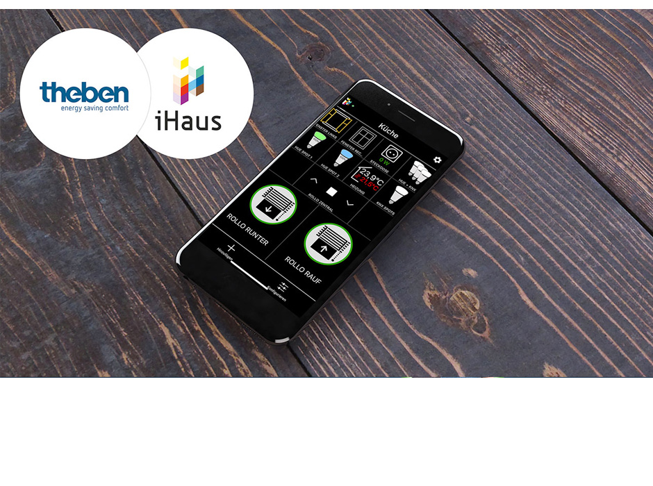 iHaus meets Theben (news)