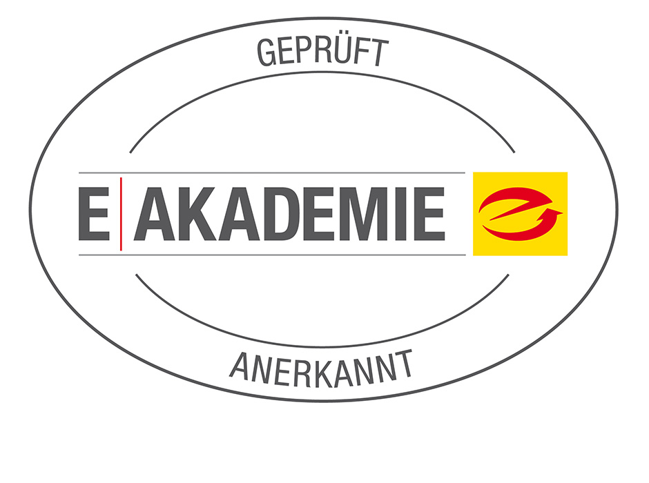 E-Akademie Seal Of Approval From The ZVEH